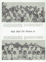 1964 Kaimuki High School Yearbook Page 154 & 155