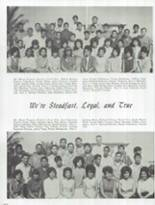 1964 Kaimuki High School Yearbook Page 156 & 157