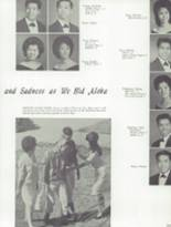 1964 Kaimuki High School Yearbook Page 206 & 207