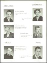 1960 University of Detroit High School Yearbook Page 16 & 17