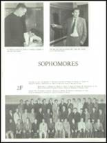 1960 University of Detroit High School Yearbook Page 36 & 37