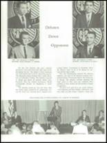 1960 University of Detroit High School Yearbook Page 50 & 51
