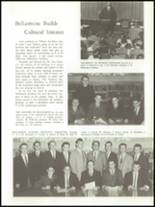 1960 University of Detroit High School Yearbook Page 54 & 55