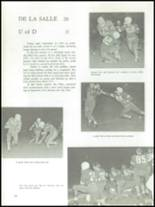 1960 University of Detroit High School Yearbook Page 70 & 71
