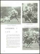 1960 University of Detroit High School Yearbook Page 72 & 73