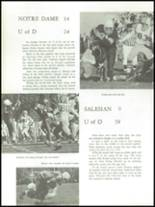 1960 University of Detroit High School Yearbook Page 74 & 75