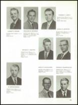 1960 University of Detroit High School Yearbook Page 112 & 113