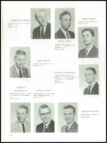 1960 University of Detroit High School Yearbook Page 114 & 115