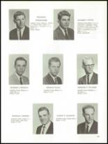 1960 University of Detroit High School Yearbook Page 124 & 125