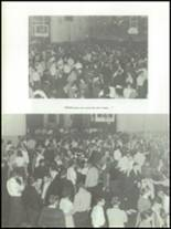 1960 University of Detroit High School Yearbook Page 156 & 157