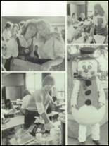 1983 Antioch High School Yearbook Page 126 & 127