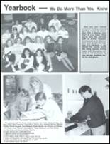 1991 John Glenn High School Yearbook Page 16 & 17