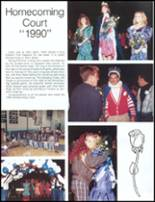 1991 John Glenn High School Yearbook Page 18 & 19