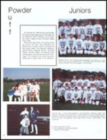 1991 John Glenn High School Yearbook Page 22 & 23
