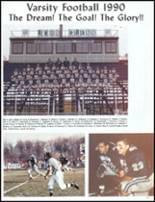1991 John Glenn High School Yearbook Page 34 & 35