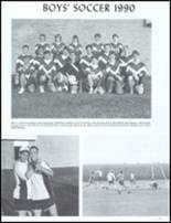 1991 John Glenn High School Yearbook Page 48 & 49