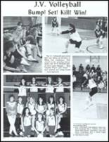 1991 John Glenn High School Yearbook Page 54 & 55