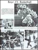 1991 John Glenn High School Yearbook Page 58 & 59