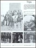 1991 John Glenn High School Yearbook Page 90 & 91