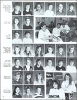 1991 John Glenn High School Yearbook Page 100 & 101