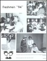 1991 John Glenn High School Yearbook Page 106 & 107
