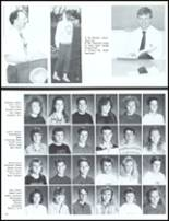 1991 John Glenn High School Yearbook Page 108 & 109