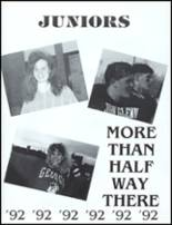 1991 John Glenn High School Yearbook Page 116 & 117