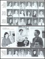 1991 John Glenn High School Yearbook Page 118 & 119