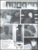 1991 John Glenn High School Yearbook Page 126 & 127