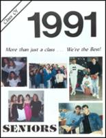 1991 John Glenn High School Yearbook Page 132 & 133