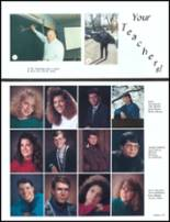 1991 John Glenn High School Yearbook Page 140 & 141