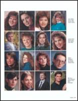 1991 John Glenn High School Yearbook Page 142 & 143