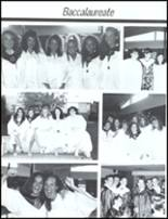 1991 John Glenn High School Yearbook Page 152 & 153