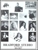 1991 John Glenn High School Yearbook Page 160 & 161
