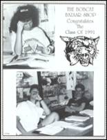 1991 John Glenn High School Yearbook Page 176 & 177