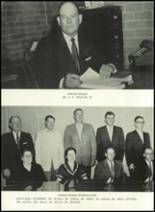 1960 Anahuac High School Yearbook Page 14 & 15