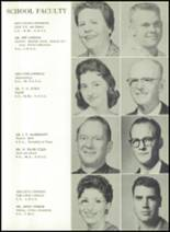 1960 Anahuac High School Yearbook Page 18 & 19