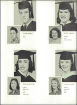 1960 Anahuac High School Yearbook Page 22 & 23
