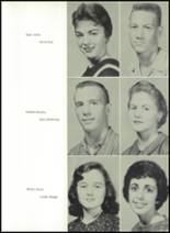 1960 Anahuac High School Yearbook Page 42 & 43
