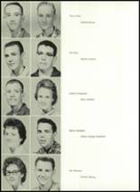 1960 Anahuac High School Yearbook Page 54 & 55