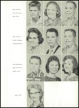 1960 Anahuac High School Yearbook Page 64 & 65