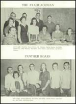 1960 Anahuac High School Yearbook Page 84 & 85