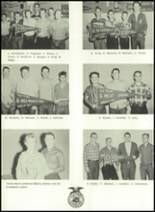 1960 Anahuac High School Yearbook Page 88 & 89