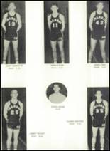 1960 Anahuac High School Yearbook Page 106 & 107