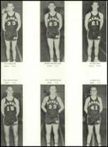 1960 Anahuac High School Yearbook Page 108 & 109