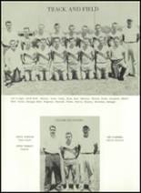 1960 Anahuac High School Yearbook Page 110 & 111