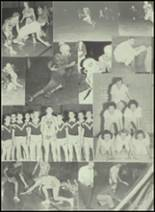 1960 Anahuac High School Yearbook Page 112 & 113