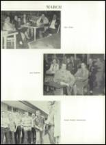 1960 Anahuac High School Yearbook Page 126 & 127