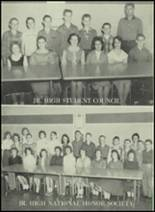 1960 Anahuac High School Yearbook Page 142 & 143