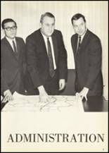 1968 Central Cambria High School Yearbook Page 12 & 13